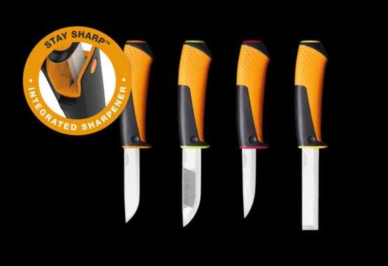 Entegre bileyicisi ile yeni özel bıçaklar serisi