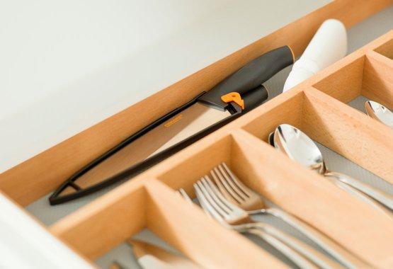 Kullanımı, temizlemesi ve saklaması kolay