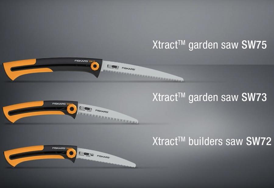 Xtract™ Bahçe Testeresi (L) SW75