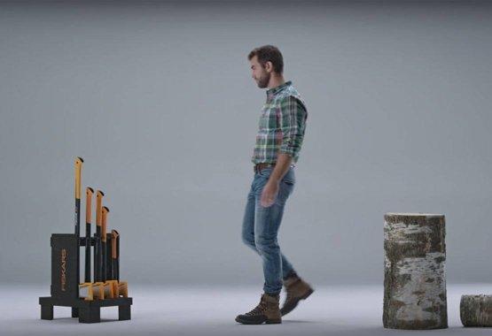 Odun yarmak için mükemmel balta nasıl bulunur