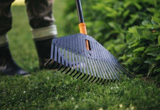 Yeşilinizi temiz tutun